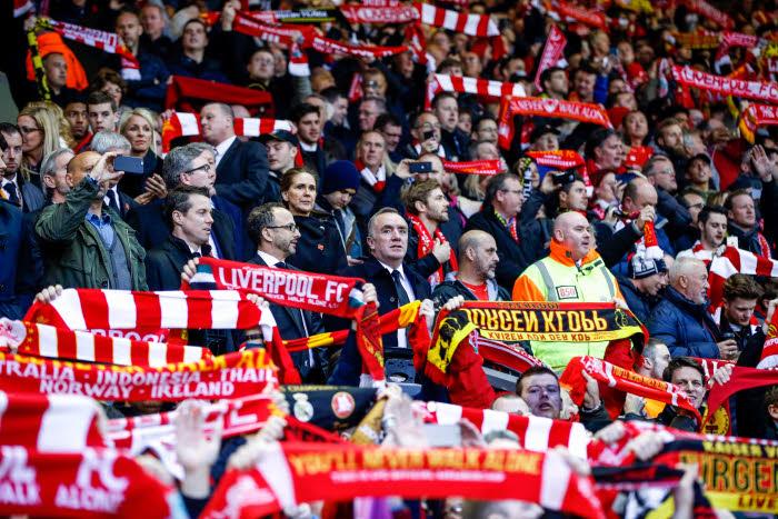 Liverpool v Borussia Dortmund Europa League