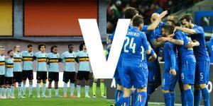 13-06-2016 - Belgium vs Italy - 8pm