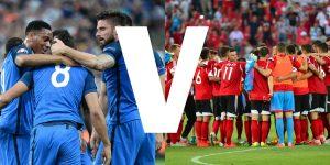 15-06-2016 - France vs Albania - 8pm