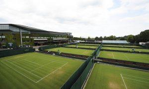 Illustration Court - 23.06.2014 - Wimbledon 2014 - Photo : Michael Mayhew / Photoshot / Icon Sport