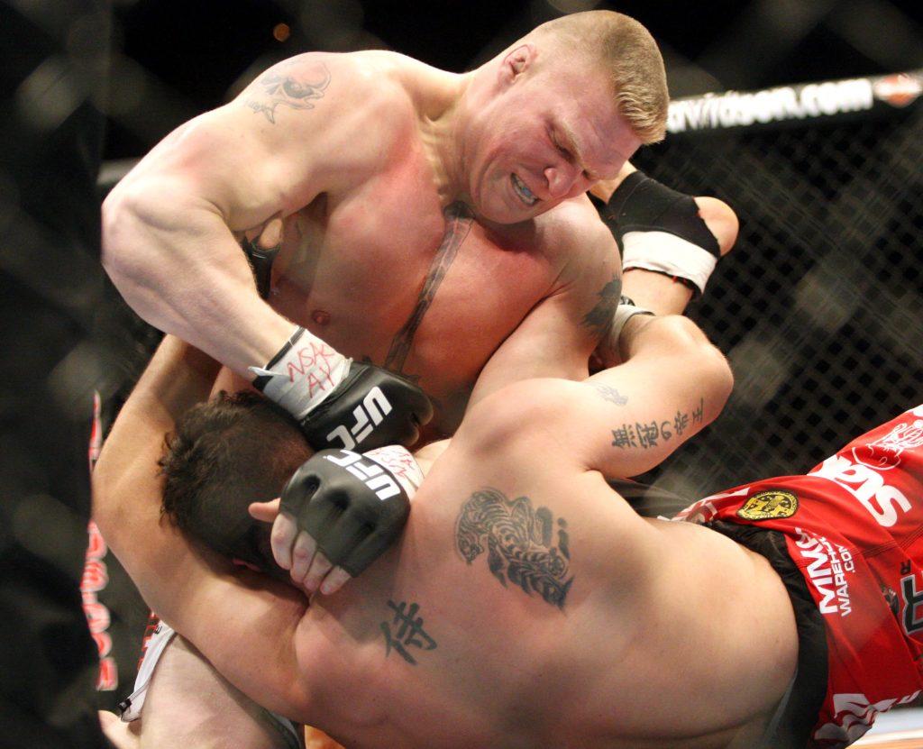 Brock Lesnar - UFC