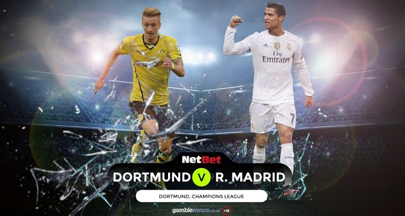 sport live real madrid dortmund betting