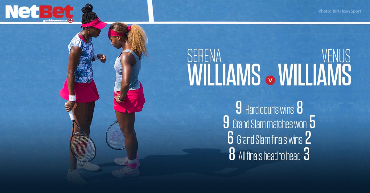 26-01-2017 - Serena Williams vs Venus Williams