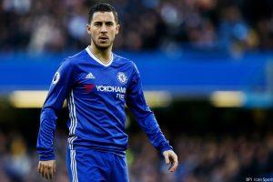 07-02-2017 - Eden Hazard BPI Icon Sport Chelsea