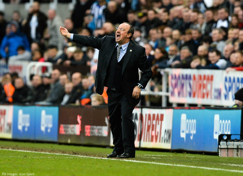 28-02-2017 - Rafa Benitez Newcastle United - PA Images Icon Sport