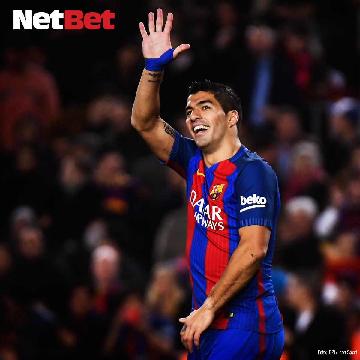 08-03-2017 - Barcelona - Luis Suarez