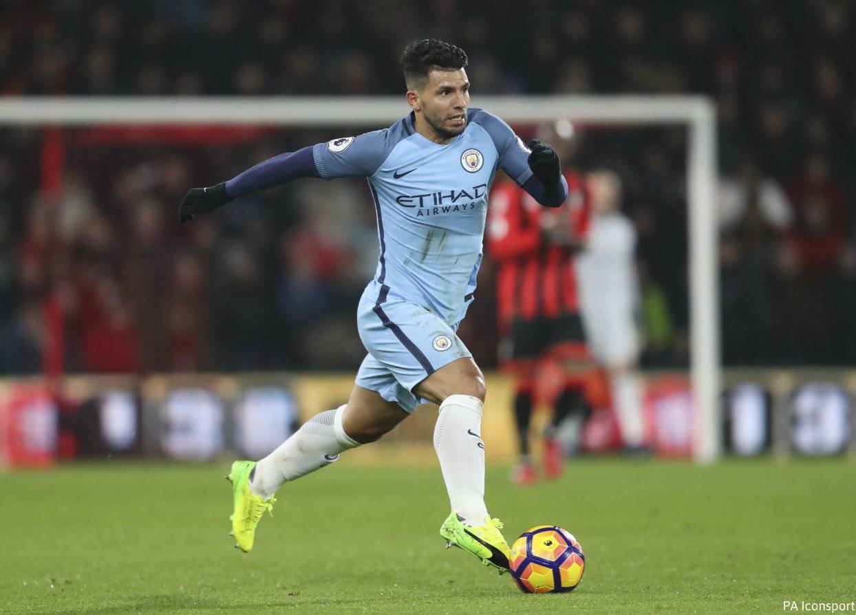 21-02-2017 - Sergio Manchester City
