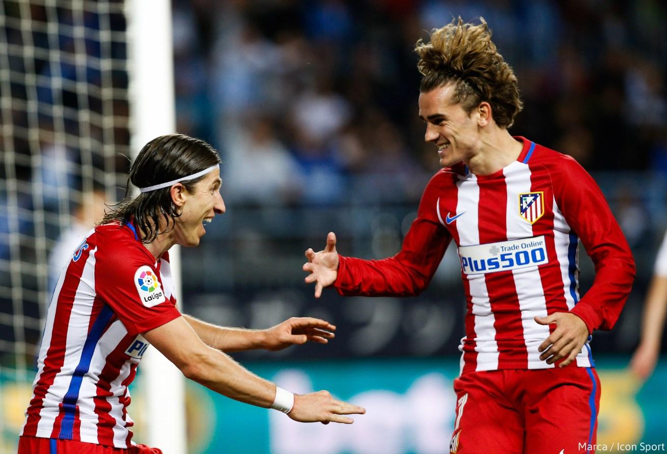 11-04-2017 Atletico Madrid Marca Icon Sport