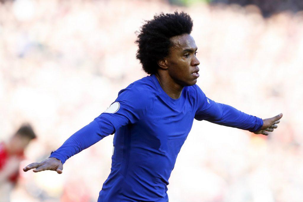 Willian -FA Cup Final 2020 Arsenal vs Chelsea