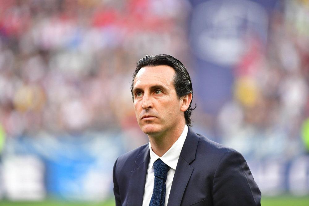 Unai Emery - Arsenal