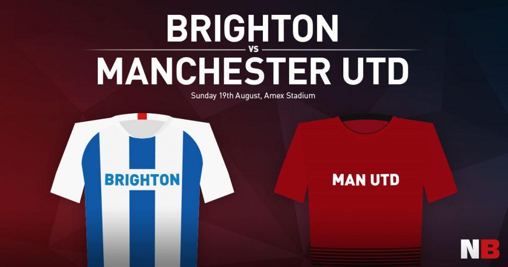 Brighton vs. Manchester United