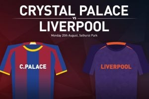 Crystal Palace vs. Liverpool