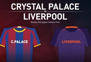 Crystal Palace vs. Liverpool