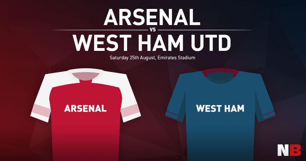 Arsenal vs. West Ham