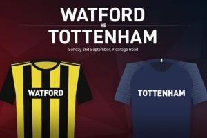 Premier League - Watford vs. Tottenham Hotspur