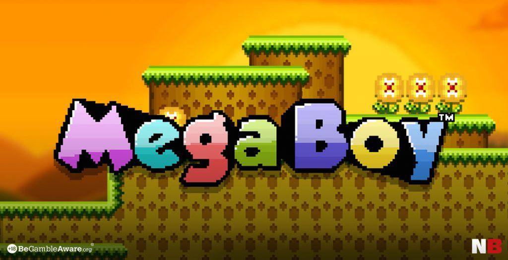 Mega Boy - Retro Slot Game