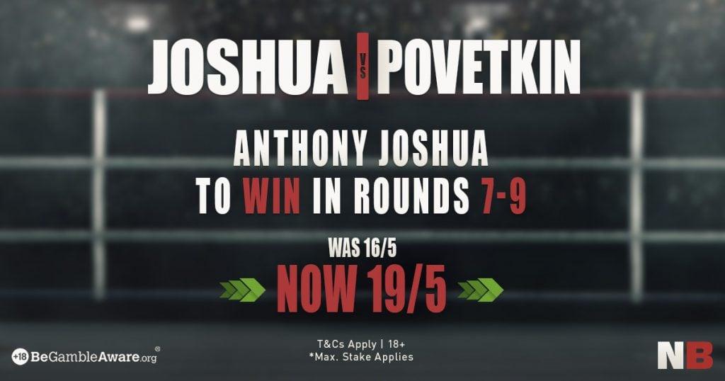 Joshua vs. Povetkin