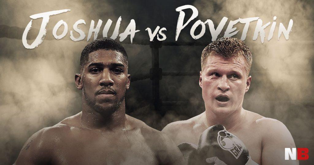 Anthony Joshua vs. Alexander Povetkin