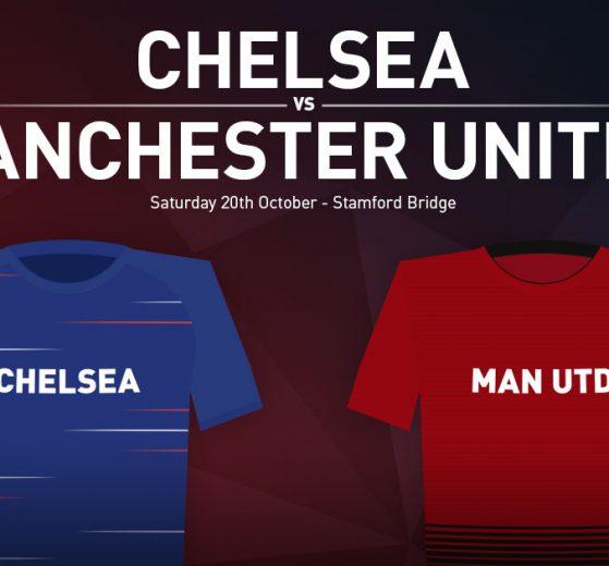 Chelsea vs. Manchester United - Premier League