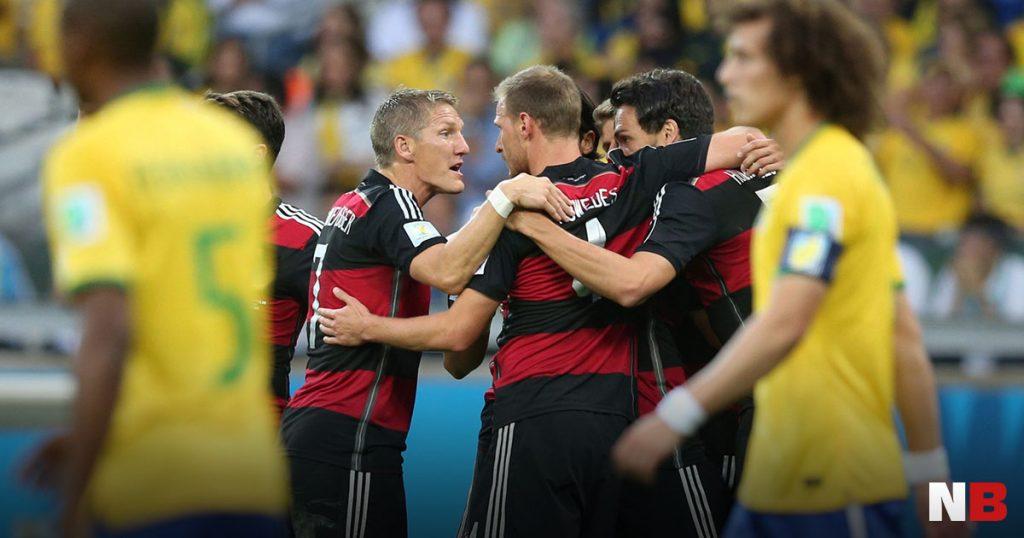 Germany 7-1 Brazil