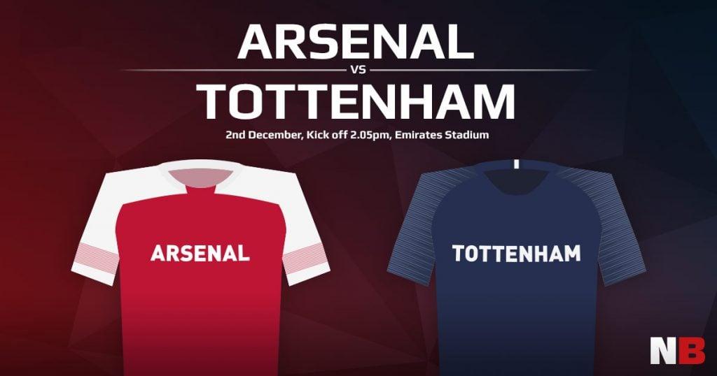Premier League - Arsenal vs. Tottenham