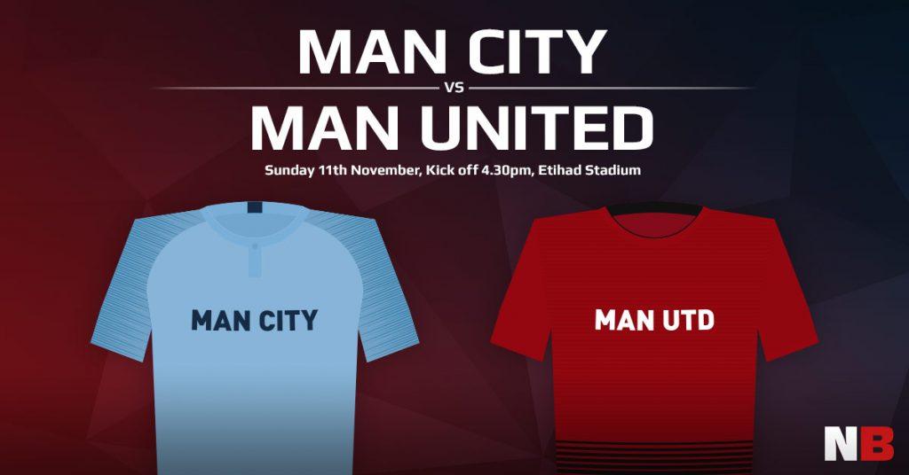 Manchester City vs. Manchester United - Premier League