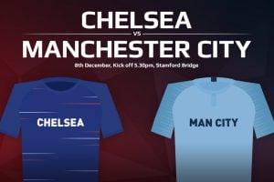 Premier League - Chelsea vs. Manchester City
