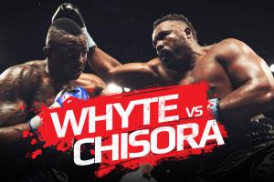 Boxing - Whyte vs. Chisora II