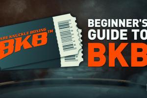 Bare Knuckle Boxing - BKB15