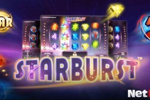 Starburst Game Banner