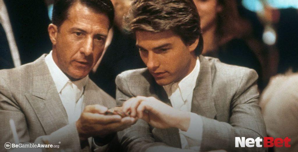 Rain Man scene - Cruise & Hoffman counting money