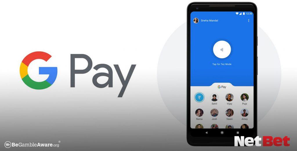 Online Casino Google Pay