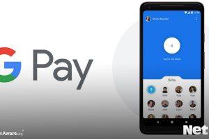 Google Pay logo NetBet