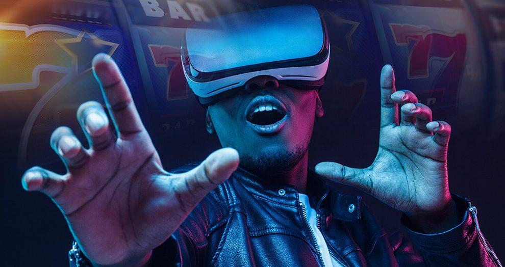 virtual reality technology in gambling