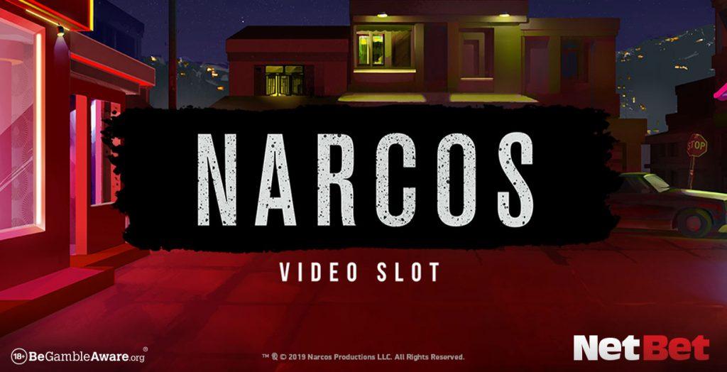 Narcos Slot games netbet