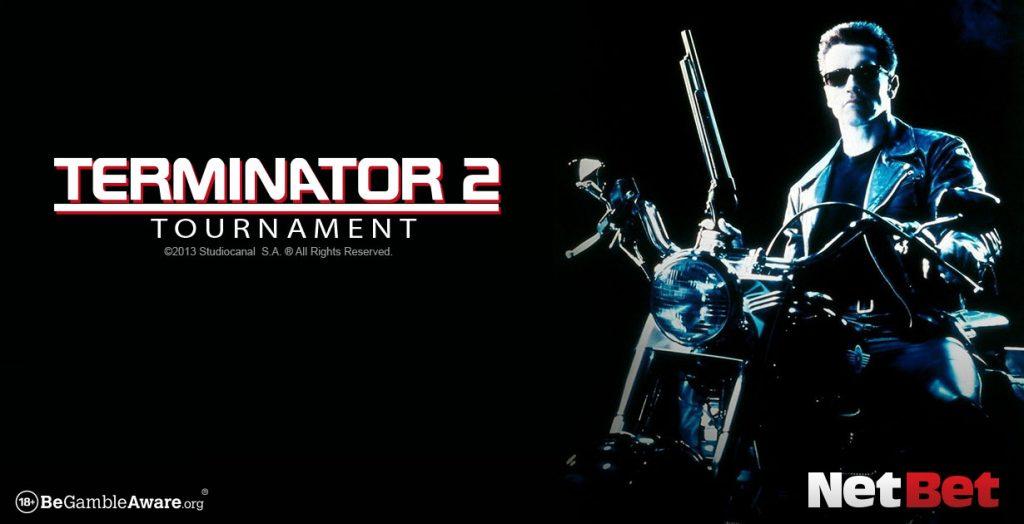 Terminator 2 slot game NetBet