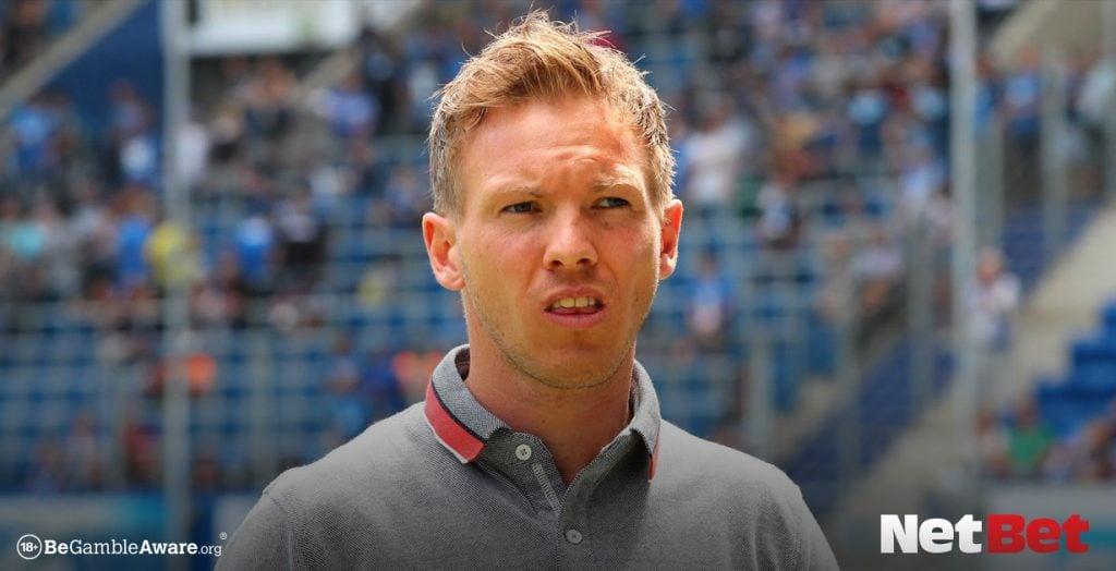 Julian Nagelsmann european football manager