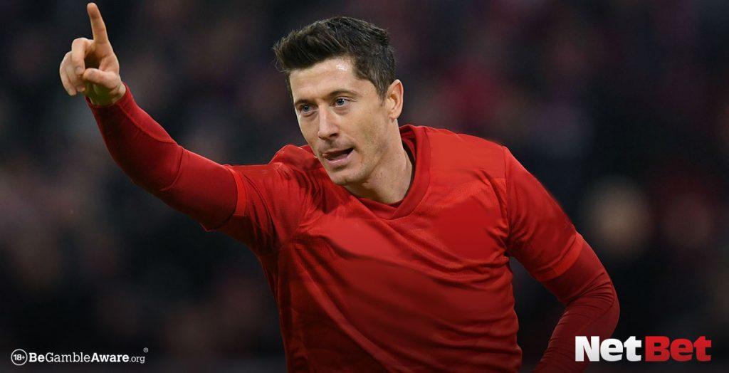 Robert Lewandowski - Bayern best european strikes