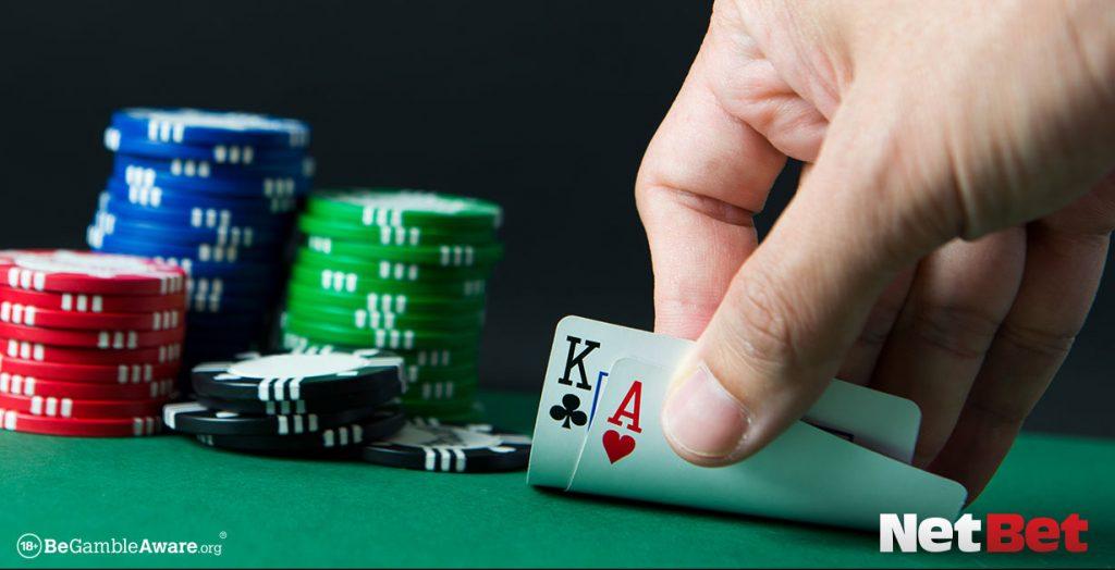 play backjack cards game NetBet