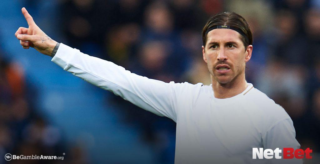 Sergio Ramos european defender