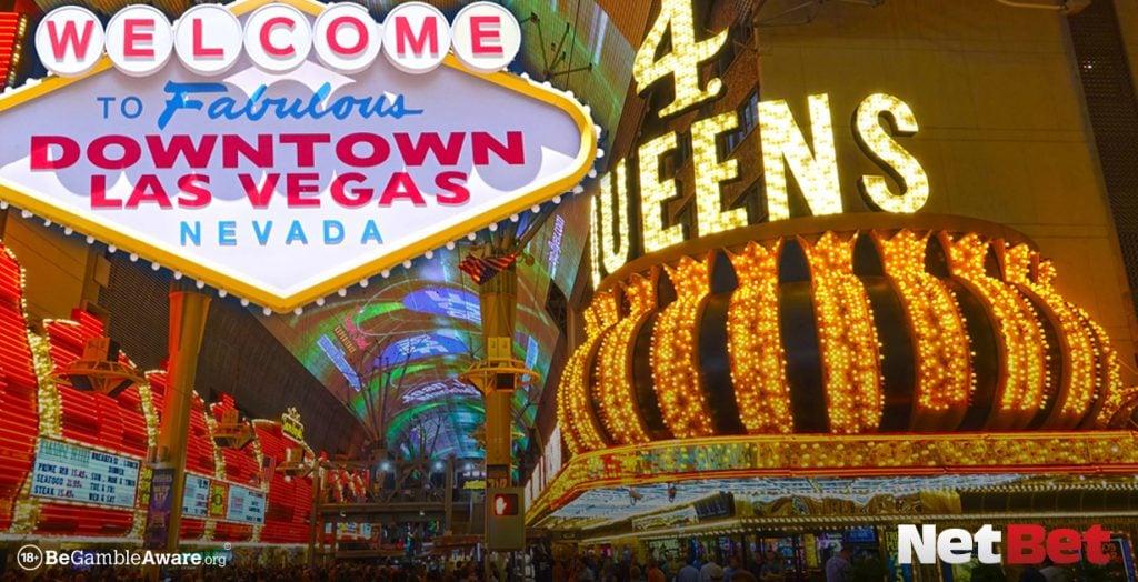 Las Vegas casino history facts