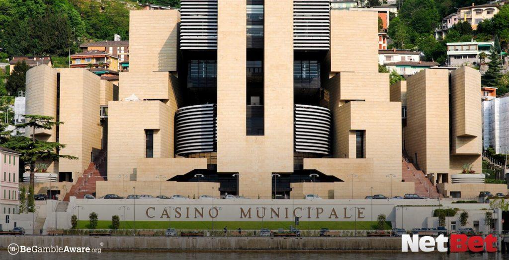 Casino Di Campione Europe