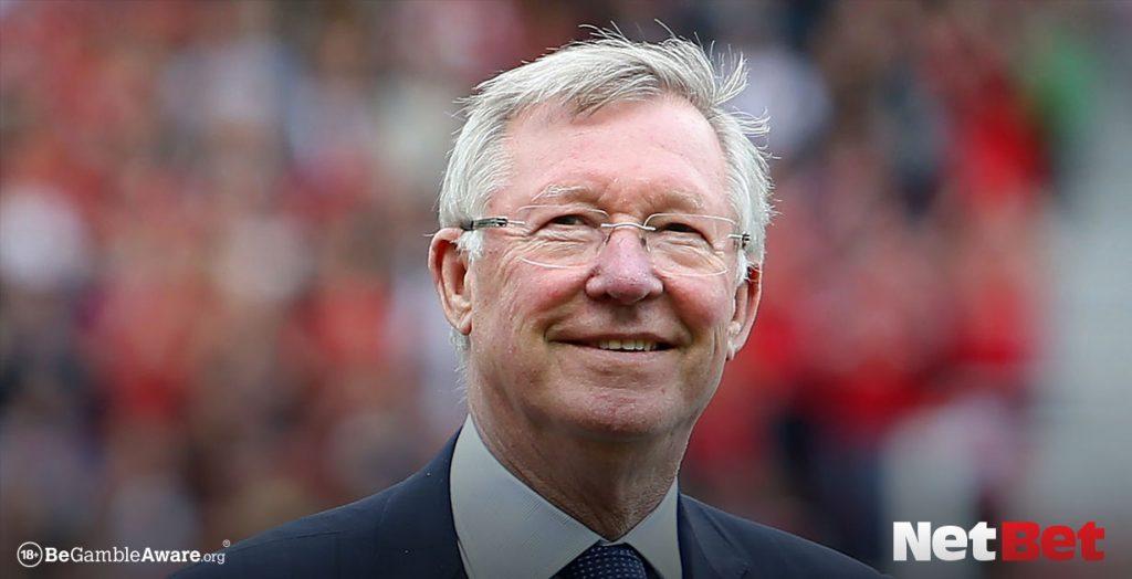 Sir Alex Ferguson manager club