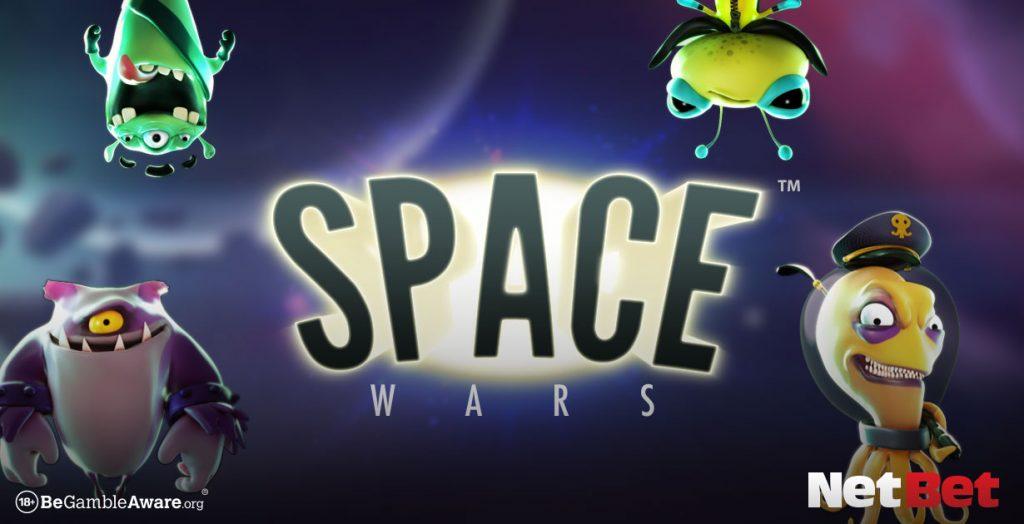 Space Wars online slot in Star Wars day
