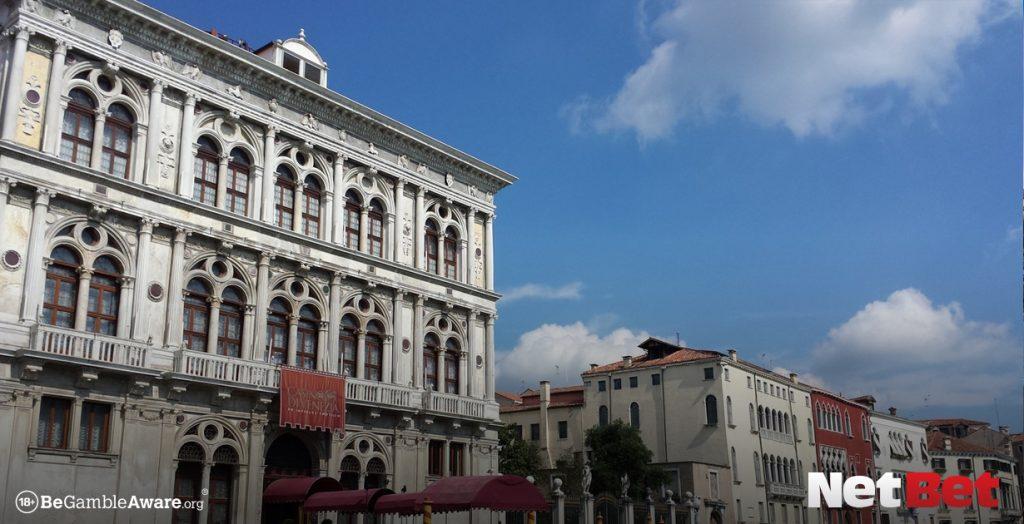 Old Casino in Europe - Casino di Venezia