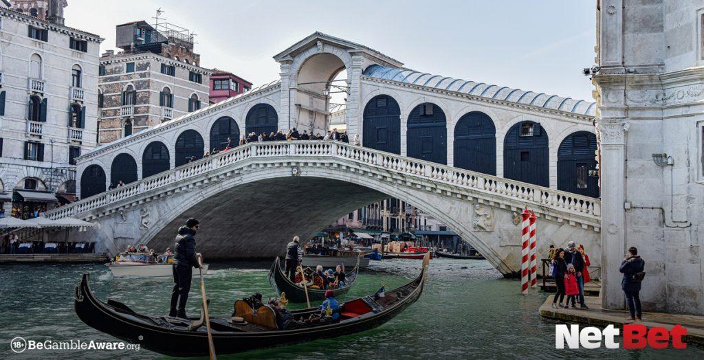 Destination Venezia