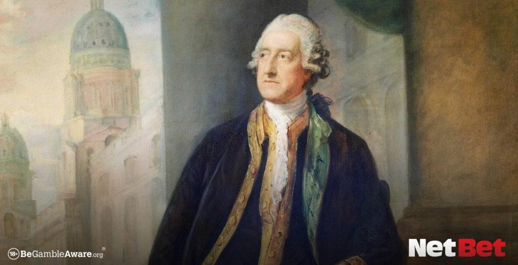 John Montagu gambler