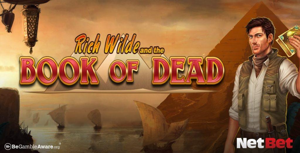 book of dead egypt slot game