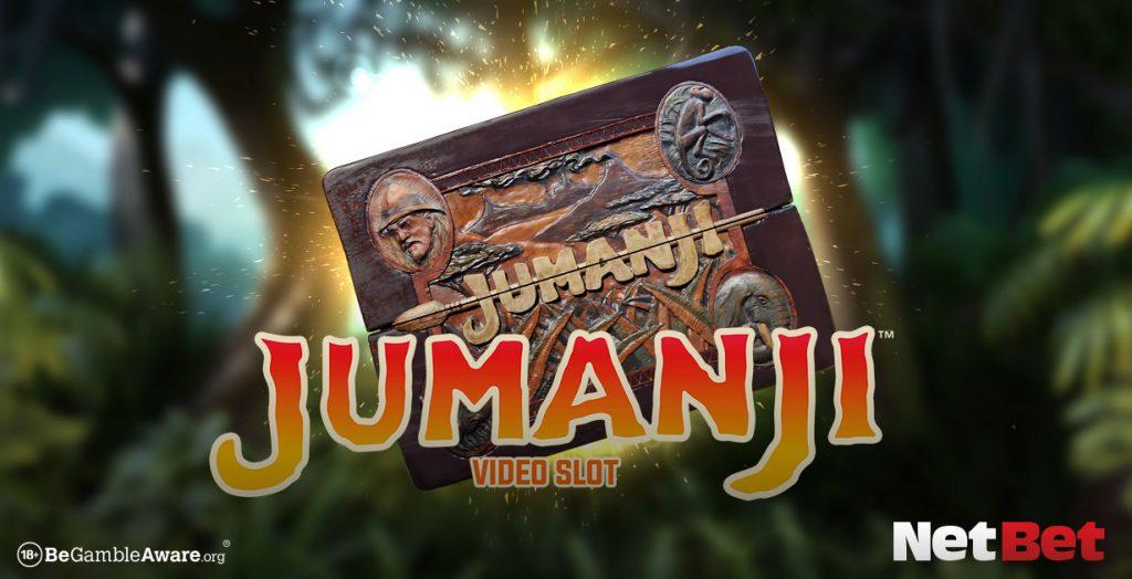 jumanji netent slot game