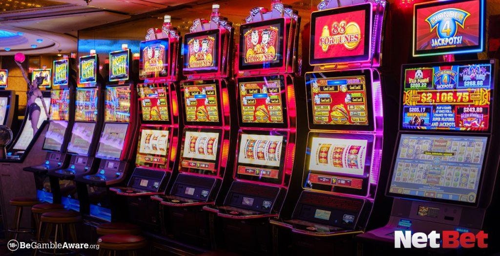 slot machine myths